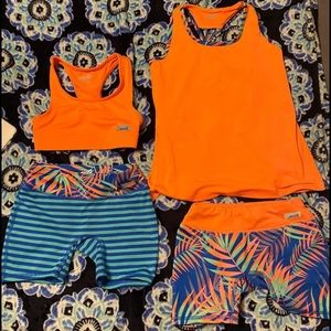 Girls Gym clothes